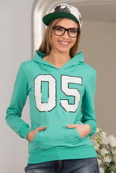 Džemperis Pramo (mėtinės spalvos) Paveikslėlis 1 iš 3 310820032468