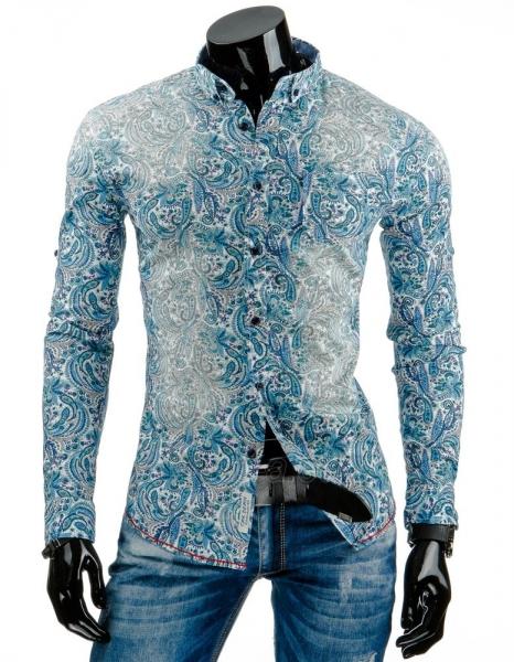 Džinsiniai marškiniai Kennedy Paveikslėlis 1 iš 6 310820034430