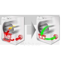 Džiovyklė Electrolux EDH3498RDE Paveikslėlis 3 iš 4 250112000147