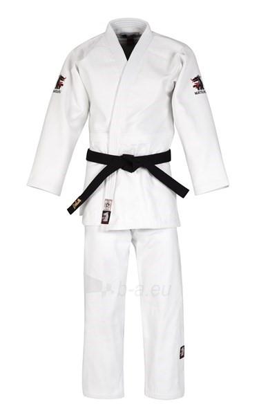 Dziudo kimono CHAMPION IJF 750g 155cm baltas Paveikslėlis 1 iš 1 310820199489