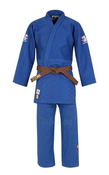 Dziudo kimono MATSURU MONDIAL IJF Blue Paveikslėlis 1 iš 1 310820124842
