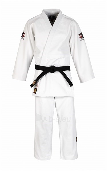 Dziudo kimono MONDIAL IJF 750g 190cm baltas Paveikslėlis 1 iš 1 310820071115