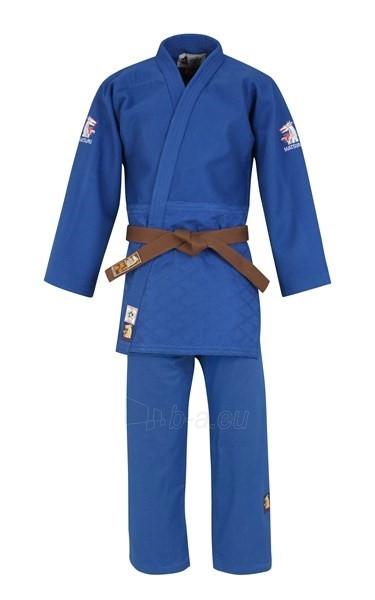 Dziudo kimono MONDIAL IJF 750g 200cm mėlynas Paveikslėlis 1 iš 1 310820157904