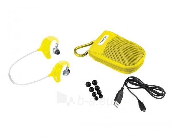 Earphones Denon AH-W150 yellow Paveikslėlis 2 iš 2 250255091059