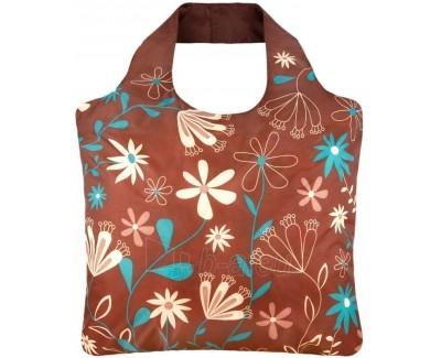 Ecozz Pirkinių Krepšys Brown 2 BR02 Paveikslėlis 1 iš 3 30063201470