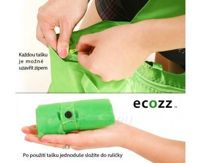 Ecozz Pirkinių Krepšys Brown 2 BR02 Paveikslėlis 3 iš 3 30063201470