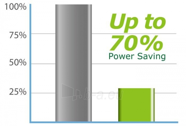 Edimax 5x 10/100/1000Mbps Switch, opt. power supply via USB cable (incl.) Paveikslėlis 9 iš 10 250257501255