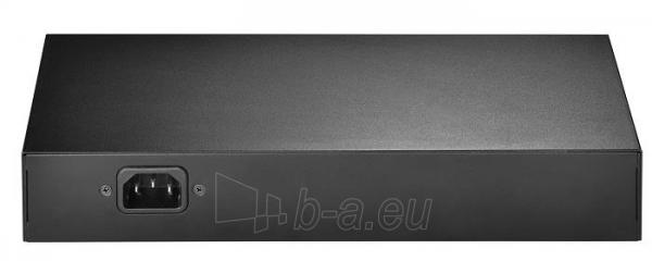 Edimax 8x 10/100 PoE+ Switch, 802.3at/af, 150W budget (30W/port) Paveikslėlis 3 iš 4 250257501158