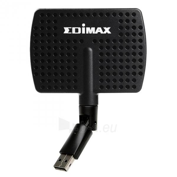 Edimax AC600 Dual Band 802.11ac USB adapter, 2,4/5GHz, 5/7dBi direction. antenna Paveikslėlis 2 iš 9 250257100322