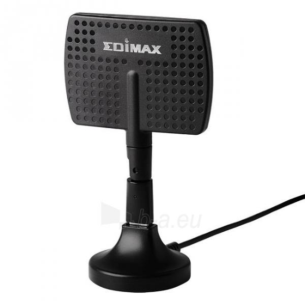 Edimax AC600 Dual Band 802.11ac USB adapter, 2,4/5GHz, 5/7dBi direction. antenna Paveikslėlis 4 iš 9 250257100322
