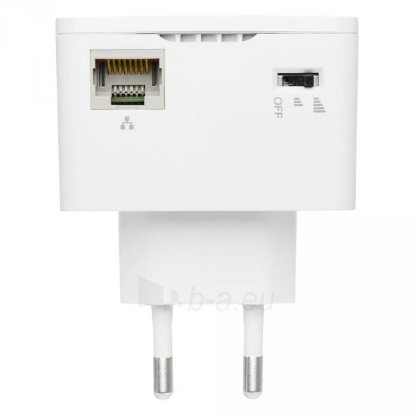 Edimax AC750 Wi-Fi Dual Band Extender / Repeater 5+2,4GHz Paveikslėlis 4 iš 5 250257100701