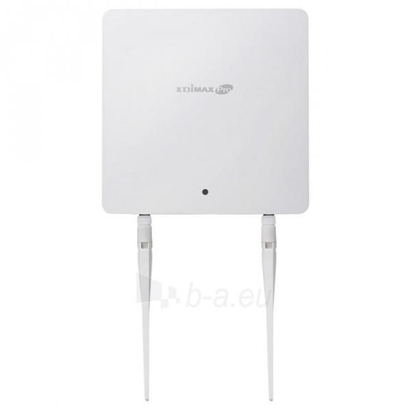 Edimax Long Range AC1200 3x3 Dual band wall mount PoE AP, 2x LAN Gbit Paveikslėlis 1 iš 9 250257100330
