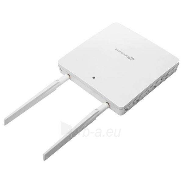 Edimax Long Range AC1200 3x3 Dual band wall mount PoE AP, 2x LAN Gbit Paveikslėlis 5 iš 9 250257100330