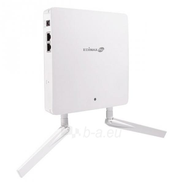 Edimax Long Range AC1200 3x3 Dual band wall mount PoE AP, 2x LAN Gbit Paveikslėlis 6 iš 9 250257100330