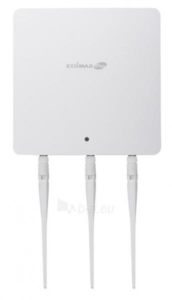 Edimax Long Range AC1750 802.11ac 3x3 Dual band wall mount PoE AP, 2x LAN Gbit Paveikslėlis 1 iš 11 250257100331
