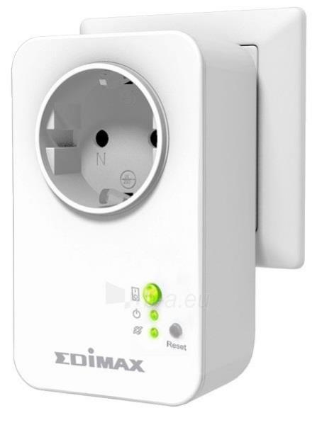Edimax Wireless Remote Control Smart Plug Switch Paveikslėlis 1 iš 8 250257600889