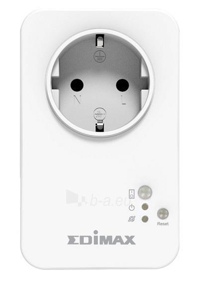 Edimax Wireless Remote Control Smart Plug Switch Paveikslėlis 2 iš 8 250257600889