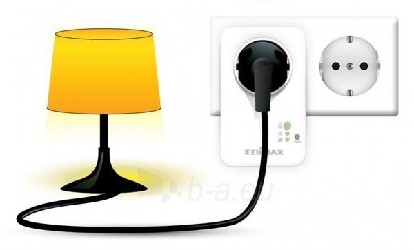 Edimax Wireless Remote Control Smart Plug Switch Paveikslėlis 8 iš 8 250257600889