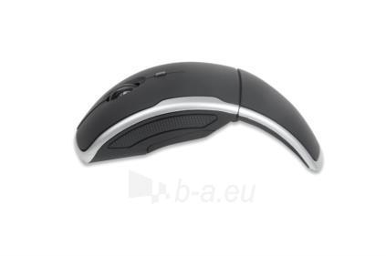 EDNET CURVE mouse, wireless, foldable and portable Paveikslėlis 2 iš 2 250255030999