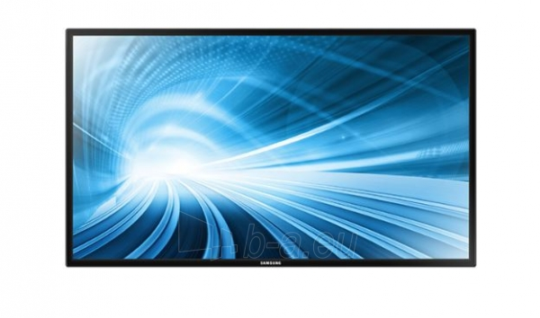 Ekranas SAMSUNG ED40D 40inch Wide 16:9 dir-LED Paveikslėlis 1 iš 1 310820014849
