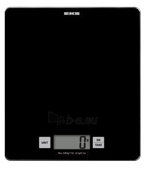 EKS 8028 SV Virtuvinės el. svarstyklės Paveikslėlis 1 iš 1 250120700257