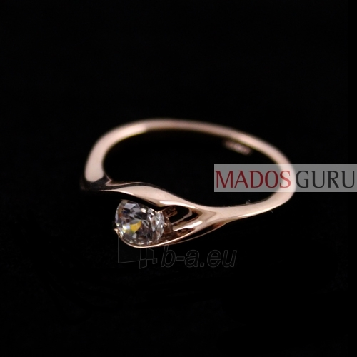 Elegantiškas žiedas Z524 Paveikslėlis 1 iš 1 30070200006