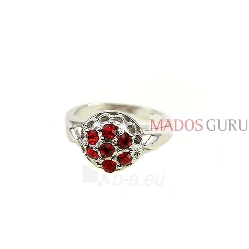 Elegantiškas žiedas Z621 Paveikslėlis 1 iš 1 30070202339