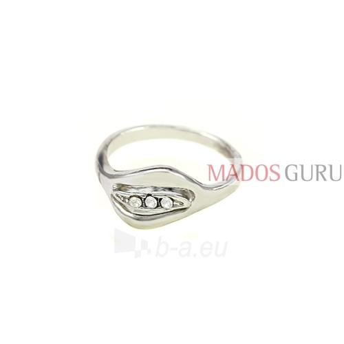 Elegantiškas žiedas Z624 Paveikslėlis 1 iš 1 30070202340