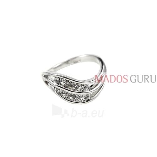 Elegantiškas žiedas Z631 Paveikslėlis 1 iš 1 30070202344
