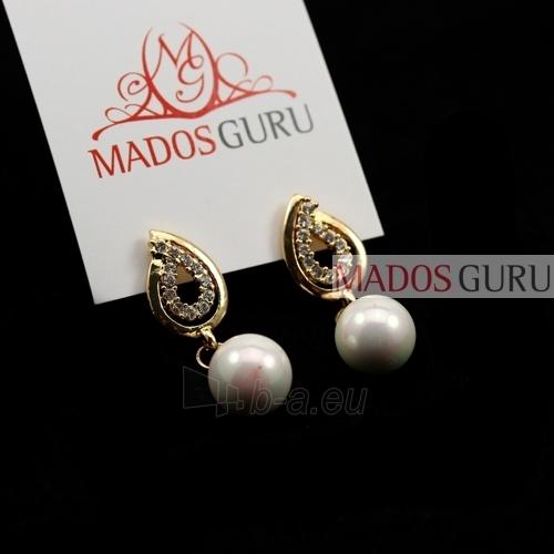 Elegant earrings A096 Paveikslėlis 1 iš 1 30070000090