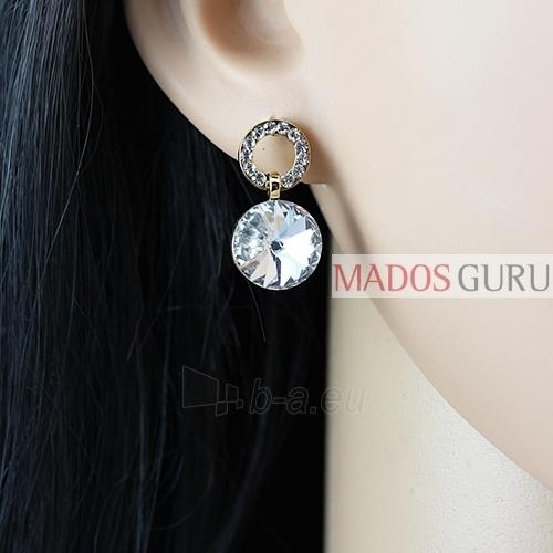Elegant earrings A1057 Paveikslėlis 2 iš 2 30070002573