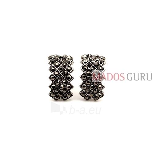 Elegant earrings A152 Paveikslėlis 1 iš 2 30070000099