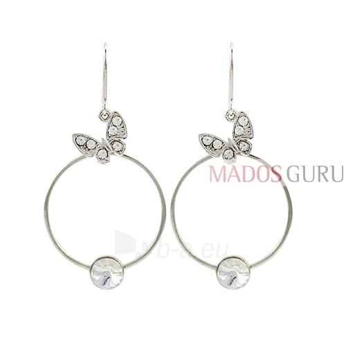 Elegant earrings A553 Paveikslėlis 1 iš 1 30070002103