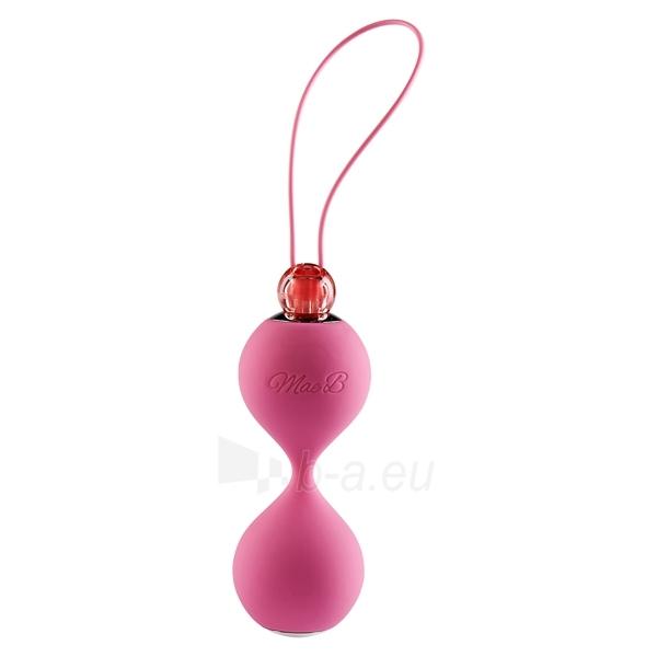 Elegantiški meilės kamuoliukai - Rožiniai Paveikslėlis 1 iš 4 25140201000111
