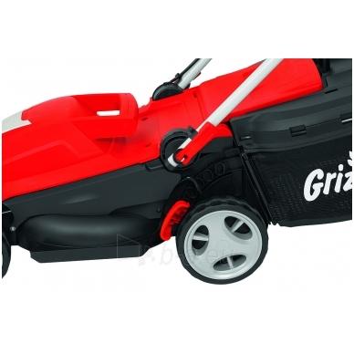 Elektrinė vejapjovė 1400W Grizzly ERM 1434-3 Paveikslėlis 4 iš 7 310820156266