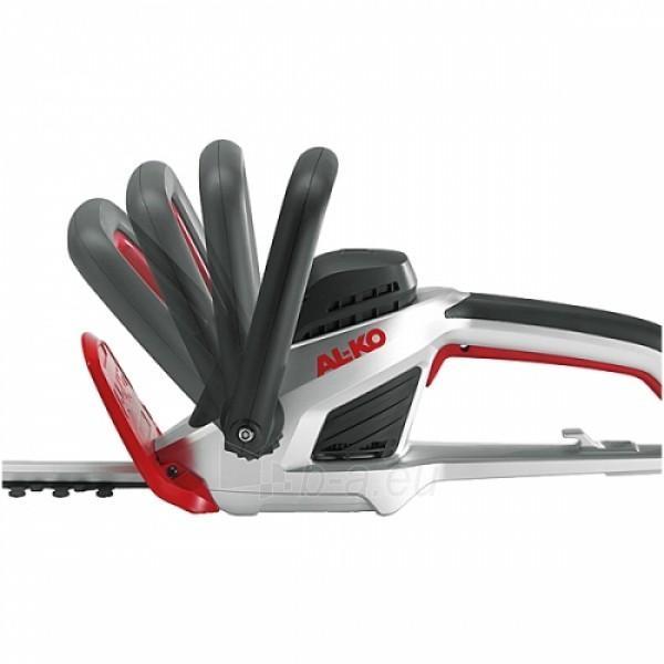 Elektrinės gyvatvorių žirklės AL-KO HT 700 Flexible Cut Paveikslėlis 4 iš 4 30006100375