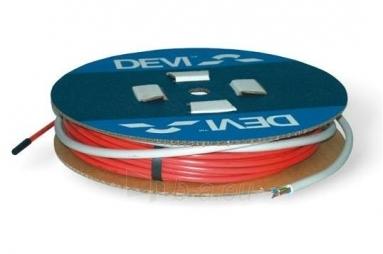 Elektrinio šildymo kabelis DEVI DTIP-10 90m 900W Paveikslėlis 1 iš 1 222801000149