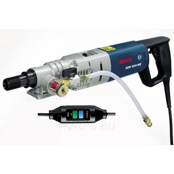 Electric diamond drill Bosch GDB 1600 WE Paveikslėlis 1 iš 1 300422000053