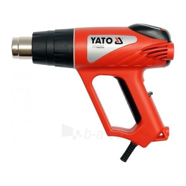 Elektrinis fenas Yato YT-82293 Paveikslėlis 1 iš 2 300425000057