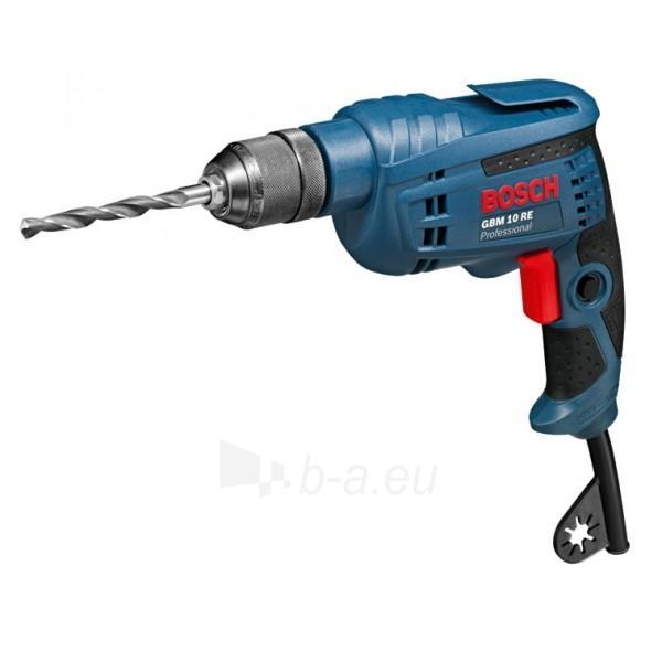 Electric drill Bosch GBM 10 RE Paveikslėlis 1 iš 1 300422000071
