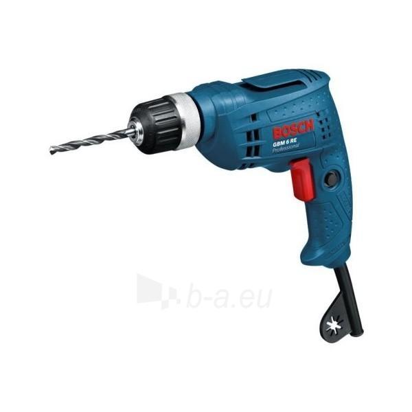 Electric drill Bosch GBM 6 RE Paveikslėlis 1 iš 1 300422000078