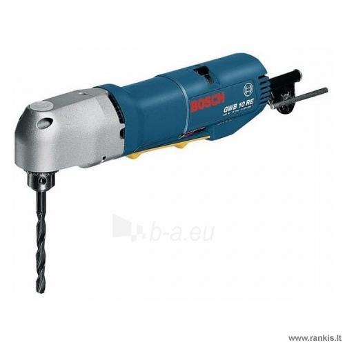 Elektrinis gręžtuvas Bosch GWB 10 RE Paveikslėlis 1 iš 1 310820049669