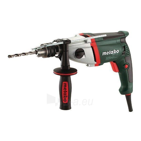 Electric drill METABO BE 751 Paveikslėlis 1 iš 9 300422000167