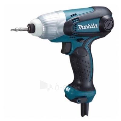 The electric drill hammer drill Makita TD0101F Paveikslėlis 1 iš 1 300422000019