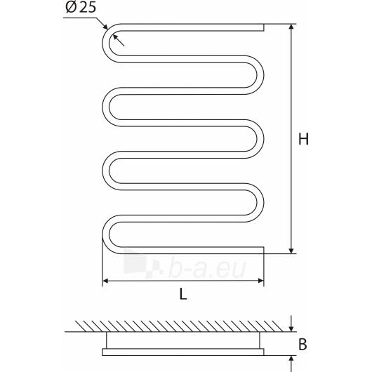 Elektrinis gyvatukas Elonika EE 800 S/SD Paveikslėlis 1 iš 7 270652000075