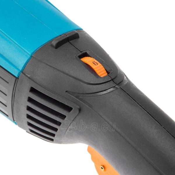 Elektrinis kampinis šlifuoklis, reguliuojamomis apsukomis BORT BWS-1000R Paveikslėlis 3 iš 4 310820193629