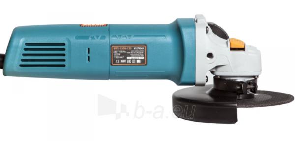 Elektrinis kampinis šlifuoklis BORT BWS-1200-125, 1,2kW Paveikslėlis 2 iš 5 310820241031