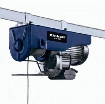 Elektrinis pakėlėjas BT-EH 1000 Paveikslėlis 1 iš 1 225221000007