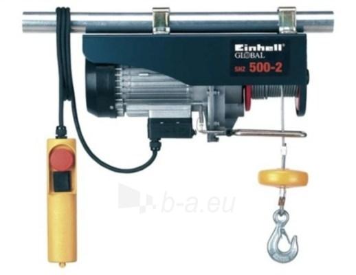 Elektrinis pakėlėjas SHZ 500-2 Paveikslėlis 1 iš 1 225220000013