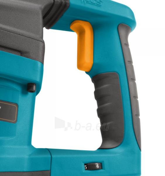 Elektrinis perforatorius BORT BHD-1500-MAX, 9J Paveikslėlis 7 iš 10 310820241675